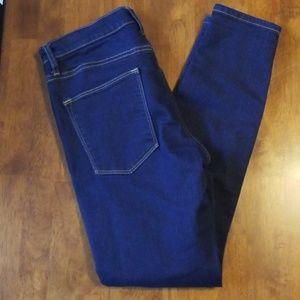 Like New GAP 1969 True Skinny Jeans